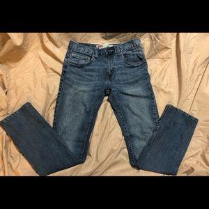 Levi's 511 Skinny Jeans Size 16